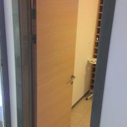 ayarlı alüminyum kapı kasası