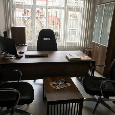 ofis dekorasyonu